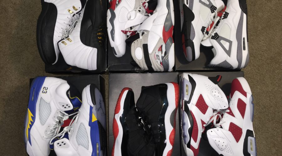 How I Saved an Extra $4800 Since I Stopped Buying Jordans