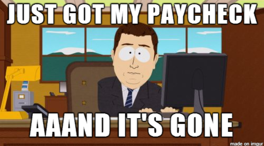 6 Steps to Breaking the Paycheck to Paycheck Lifestyle