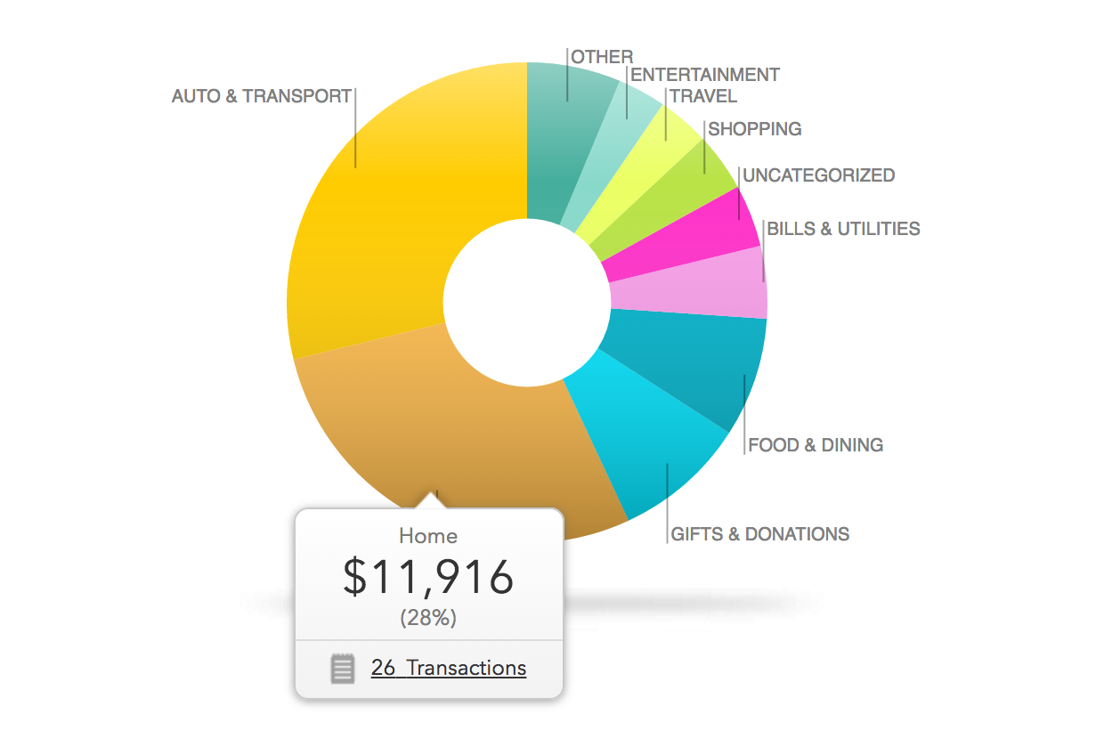 why i track all of my expenses young income