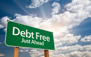 Debt Free Road